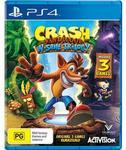 Crash Bandicoot N. Sane Trilogy [PS4] Pre Order - $49, DiRT 4 $69, Tekken 7 $79 Pick Up @ JB Hi-Fi