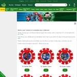 FREE 10x Woolworths Marvel Heroes Super Discs (Inc Delivery) @ Woolworths Online
