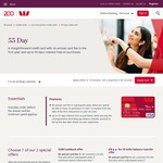 Receive a $200 Cashback with Selected Westpac Credit Cards When You Spend a Minimum of $400 (No Annual Fee for First Year)
