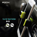 Rock Air Vent Smartphone Car Holder $3.59 Delivered @ awell-hao on eBay