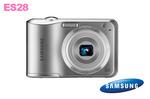 Samsung ES28 Digital Camera 12.2MP, Silver - $89.98 + $7.98 (P&H) - Subscriber Special - OzStock