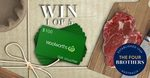 Win 1 of 5 $100 Woolworths eGift Cards from Teys Australia