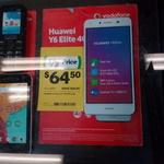 Huawei Y6 Elite 4G Smartphone Incl $40 Vodafone Sim Half Price $64.50 (Was $130) @ Woolworths