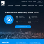 10% off Annual Web Hosting at Hilenium in 2017