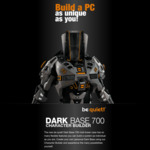 Win a Dark Base 700 PC Worth $4,052 or 1 of 8 Dark Base 700 Cases from be quiet!
