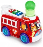 Bright Starts Having A Ball Roll and Pop Fire Truck $10 Including Delivery Harvey Norman