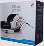 Win a Sennheiser GAME ONE Gaming Headset Worth $369.95 from Naysy