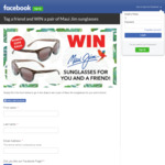 Win 1 of 3 Pairs of Maui Jim Sunglasses for You and a Friend Valued at $299 Each from Prevention Magazine