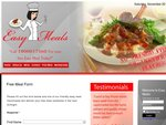Free Meal from Easy Meals