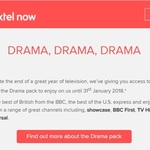 Foxtel Now - Free Access to Drama Pack