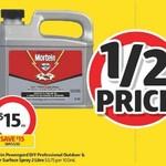 ½ Price Mortein Outdoor Professional DIY Surface Spray 2L $14.99 @ Coles