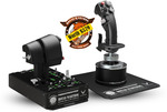 Win a Thrustmaster HOTAS Warthog Replica A10C Flight Control System Worth $579 from Scorptec