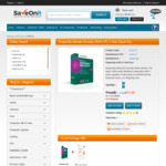 Kaspersky Internet Security 3 PC 1 Year $12   3 PC 2 Years $19   Total Security 3 Device 2 Years $24 @ SaveOnIT