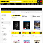 Buy One Get One Free on Selected TV Shows @ JB Hi-Fi
