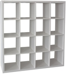 Clever Cube 4x4 Cube Shelf White $100 @ Bunnings