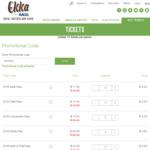 50% off EKKA Brisbane Tickets - Starting at $10