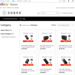 RAVPower Products Store Wide up to 25% off Delivered @ SOBRE eBay Store (eBay Plus Members)