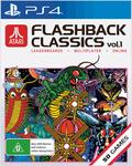 Atari Classics Vol. 1 / Vol. 2 (PS4 / XBOX ONE) - $9 Each at EB Games
