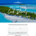 Win an Trip to the Cook Islands for 2 Worth $4,650 from Junkee Media