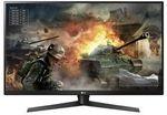 "LG 32GK850G-B 32"" LED LCD Gaming Monitor 5MS 144hz 2560x1440 HDMI DP VA G-SYNC $626.05 Delivered @ Shallothead eBay"