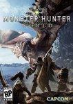 [PC Steam] Monster Hunter World Including Pre-Order DLC $42.09 USD (~ $57.67 AUD) @ CDKeys