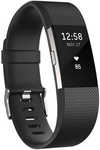 Fitbit Charge 2 (Black/Large) $128 Shipped @ Big W