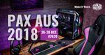 Win a Cooler Master Gaming Peripheral Pack & PAX AUS Swag Set Worth $500 or 1 of 2 Minor Prizes from Cooler Master