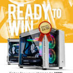 Win a Scorptec Ready-to-Run Polar RTX 2080 Gaming PC Worth $3,799 from Scorptec