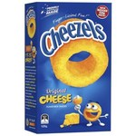 ½ Price Cheezels 110g $1.20 @ Coles