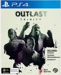 [PS4/Xbox] Outlast Trinity $23 Free C&C or + Delivery @ EB Games