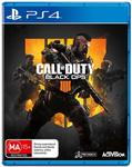 [PS4, XB1] Call of Duty: Black Ops 4: $45 + Delivery (Free with Prime/ $49 Spend) @ Amazon AU