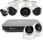 Swann Security System 50% off: 8-Channel, Super HD DVR, 2TB HDD, 6x 3MP Thermal Sensing Cameras $449.95 Delivered