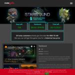 [PC] Steam - Starbound - $8.49 US (~$11.82 AUD) - Indiegala