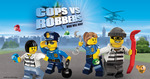 Win LEGO City Cops and Robbers Prize Pack from Tot: Hot or Not