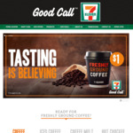 Free 7-Eleven Regular Coffee @ 7-Eleven via Fuel App