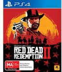 [PS4/XB1] Red Dead Redemption 2 $67 @ EB Games