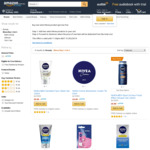 BOGOF Selected NIVEA Products - 2x Creme Moisturiser 60mL Tin $3.49 + Delivery (Free with Prime/ $49 Spend) @ Amazon AU