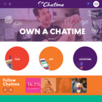 [NSW] Free Ice Tea Today (8/3) @ Chatime (Rhodes)