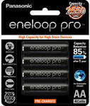 Panasonic 4-Pack AA & AAA Eneloop Pro Rechargeable Batteries $14 + $6 Delivery or Free Pickup @ Bing Lee