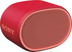 Sony Compact Extra Bass Bluetooth Waterproof Speaker Red/Black/Blue/White (SRSXB01R) $26.10 (RRP $49) Free C&C @ The Good Guys