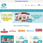 $20 off Your Order on Selected Pet Food Brands (Fancy Feast, Science Diet, Ivory Coat + More) @ Net to Pet