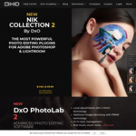 DxO Software Sale (PhotoLab 2 from $99.99 USD, Nik Collection 2 $99.99 USD, FilmPack 5 from $59.99 USD, ViewPoint 3 $49.99 USD)