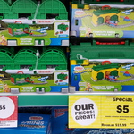 [NSW] Thomas & Friends Portable Pack (Train And Tracks) $5 @ Toymate (Bankstown)