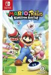 [Switch] Mario + Rabbids Kingdom Battle $29 C&C /+ Delivery @ JB Hi-Fi
