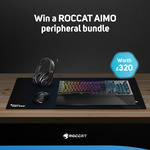 Win a ROCCAT Peripheral Bundle Worth $574 from Scan