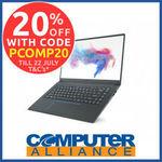 "MSI PS63 [i7-8565U/1TB SSD/16GB RAM/15.6"" FHD/GTX1650 4GB] $1,839.20 + $15 Delivery ($0 with eBay Plus) @ Computer Alliance eBay"