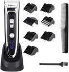 [Amazon Prime] Yohoolyo Surker Hair Trimmer Kit Rechargable with AU Plug $31.99 Delivered @ Smile&Satisfaction Amazon AU