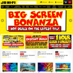10% off Apple Laptops @ JB Hi-Fi