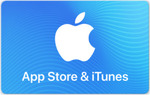 15% off App Store & iTunes eGift Cards ($30, $50 or $100) @ PayPal Digital Gifts eBay