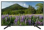 "Sony X70F 4K HDR TV (Box Damaged) 49"" $698.40, 55"" $798.40 | MDR-XB950B1 Wireless Headphones $99.20 @ Sony eBay"